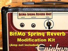 BITMO SPRING REVERB UNIT - mod kit 4 Epiphone Valve Jr