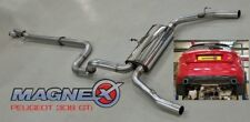 Peugeot 308 GTI Magnex Cat Back Exhaust