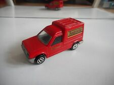 "Majorette Renault Express ""Cadbury's Bournville"" in Red"