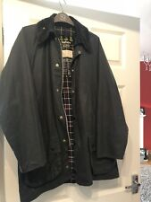 Genuine Authentic 80's Original Classic Barbour Beaufort Waxed Jacket