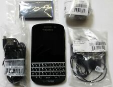 BlackBerry Q10 - 16GB - Black (Verizon)  Touchscreen 4G LTE Smartphone New other