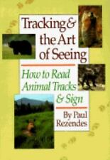Tracking & the Art of Seeing: How to Read Animal Tracks & Sign-ExLibrary