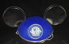 Disneyland 60th Anniversary Diamond Celebration Mickey Ear Hat