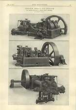 1915 120 Bhp Campbell Gas Engine Halifax