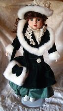 BEAUTIFUL ,Special Edition,  Victorian  Porcelain Doll . 1997