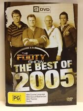 THE NRL FOOTY SHOW: BEST OF 2005 – DVD, RUGBY LEAGUE, PAUL VAUTIN, MATTHEW JOHNS