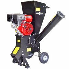 vidaXL Benzin Gartenhäcksler 15 PS 102mm Holzhäcksler Motorhäcksler Schredder