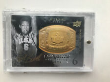 2011-12 UD EXQUISITE AUTO AUTOGRAPH BILL RUSSELL #31/35 VERY RARE