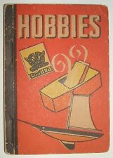 1938 Miniature Book Hobbies Fun With Things to Do. Published by Whitman