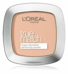 Loreal True Match Super Blendable Powder Rose Ivory 1.R/1.C