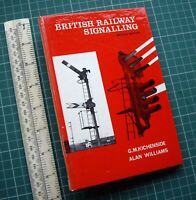 1968 British Railway Signalling 2nd Ed Ian Allan Hardback. Very Useful Reference