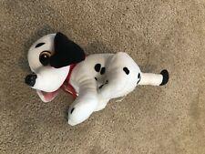 RARE Disney 101 Dalmatians My Very Own Puppy Plush Adopt Me Patch Mattel 1996