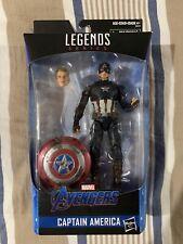 Marvel Legends Captain America Worthy Walmart Exclusive