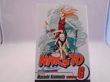 Naruto Vol . 6 Manga
