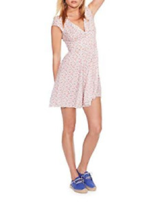 """NWT Ralph Lauren Juniors' Size 8 """"Whitfield"""" Floral Print Fit-and-Flare Dress"""