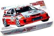 Tamiya 24203 1/24 Model Car Mitsubishi Lancer Evolution V Evo 5 '98 WRC Makinen