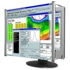 "Kantek Mag19wl Magnifying Screen Filter For Widescreen Monitor Silver - 20""lcd"