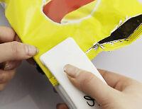 Portátil Mini Sellador De Bolsas De Plástico Manual Gastos De La Familia