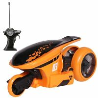 Maisto R/C Cyklone 360 Orange Radio Control Motorcycle Bike Brand New