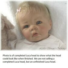 REBORN DOLL LUCA HEAD BY ELLY KNOOPS