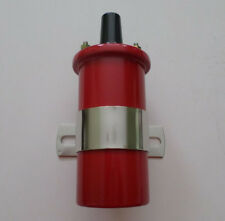 RED 45,000 Volt Coil for Electronic Ignition-without resistor-OIL Filled-NEW!