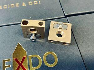 Heizblock für Ultimaker 3. S3. S5 Print Core AA BB CC für 4mm Heater