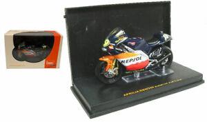 IXO Aprilia RSW 250 2005 - Sebastian Porto 1/24 Scale