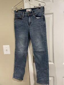 EUC kids ABERCROMBIE jeans 11/12
