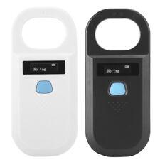 Rfid Pet Dog Animal Microchip Chip Id Reader Usb Handheld Iso Fdx B Tag Scanner