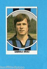 CALCIO-LAMPO 1980-FLASH-Figurina n.131- ORIALI - INTER -Rec