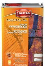 Owatrol Oil Öl 1 Liter L. ltr. Kriechöl Rostschutz Rostlöser Rost Metallschutz