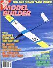 MODEL BUILDER Magazine May 1994 McCarthy Air Scout: FF peanut