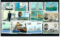 Portugal Stamps | Ships | Used