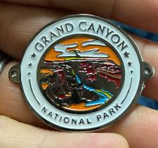 Grand Canyon  National Park walking Hiking Medallion NEW staff
