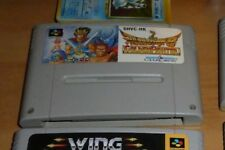 GAME/JEU SNES KONAMI SUPER NITENDO JAPANESE Golden Fighter SHVC-HK JAPAN