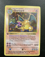 1999 Pokemon Charizard Legendary collection 3/110  Eng 1999 Proxy Psa10 1edition