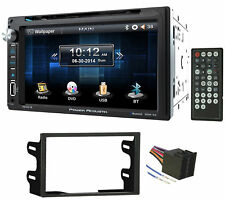 """6.5"""" DVD/CD Player Receiver Monitor w/Bluetooth For 1998-2001 Volkswagen Gti"""