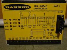 Banner Mac 1 Mini-Array Controller