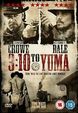 3.10 To Yuma 2008 Russell Crowe, Christian Bale, Logan NEW AND SEALED UK R2 DVD