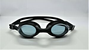AquaSpecs Optical  Swim  Goggles Black Myopia RX -1.50 to -8.00