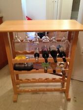 Crate And Barrel Wine Rack