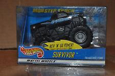 Hot Wheels Monster Jam 1:43 Survivor Die-Cast Vehicle