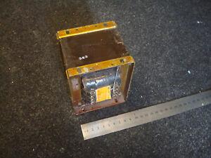 Large HT Mains transformer 320-0-320 250mA  Valve amplifier