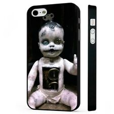 Creepy Baby Doll Horror BLACK PHONE CASE COVER fits iPHONE