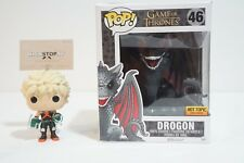 "Funko Pop! Game Of Thrones Drogon 6"" Vinyl Figure Hot Topic Exclusive IN HAND"
