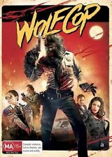 WolfCop Wolf Cop DVD R4 EX RENTAL I CAN POST DISC, CASE AND ARTWORK FOR $3 OR 5