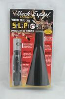 NEW Buck Expert Blow or Scratch Whitetail Call Model 67BS  0804F white-tail