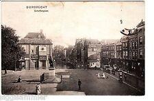 Dordrecht AK 1909 Scheffersplein Passanten Niederlande Nederland 1506346