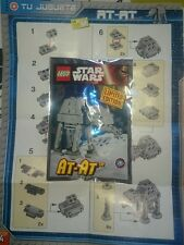 Lego Star Wars 911615 AT-AT Limited Edition 48 pieces Disney Exclusive Rare
