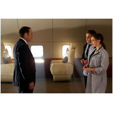 """Agents of S.H.I.E.L.D. Clark Gregg with Others on """"The Bus"""" 8 x 10 Inch Photo"""